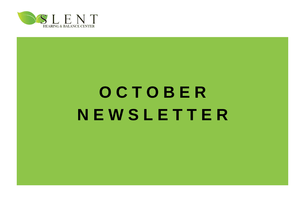 How Aware Are You? | October Newsletter