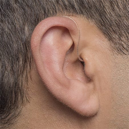 Receiver In-Ear (RIC)