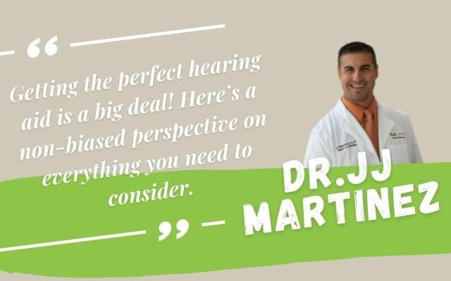 Selecting The Perfect Hearing Aid For You