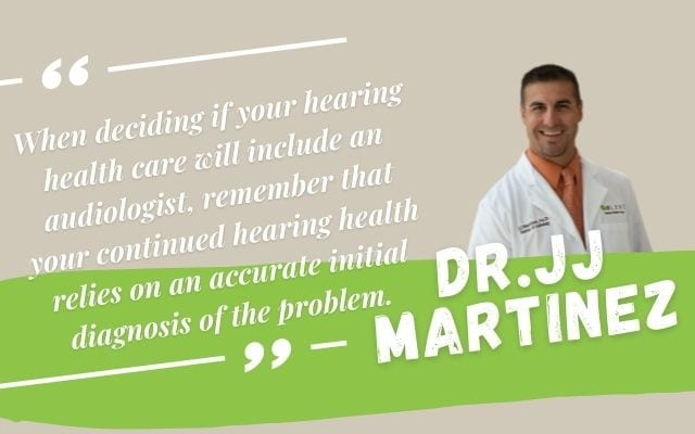 What Is The Difference Between an Audiologist And A Hearing Instrument Specialist?
