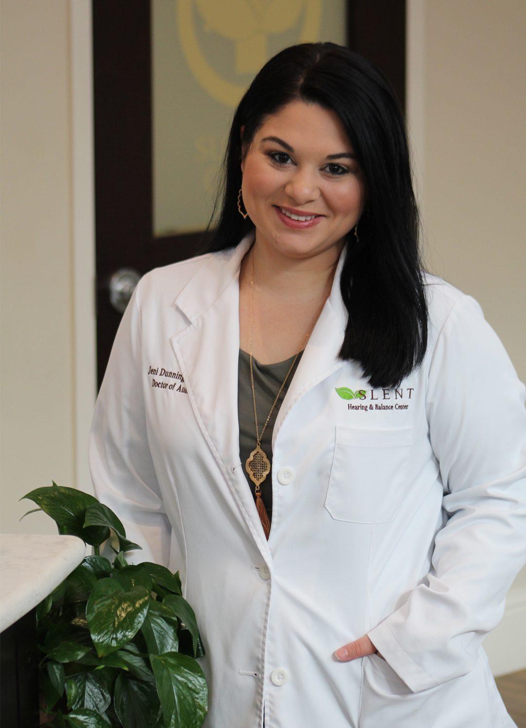 Meet the team - Dr. Jeni Dunnington