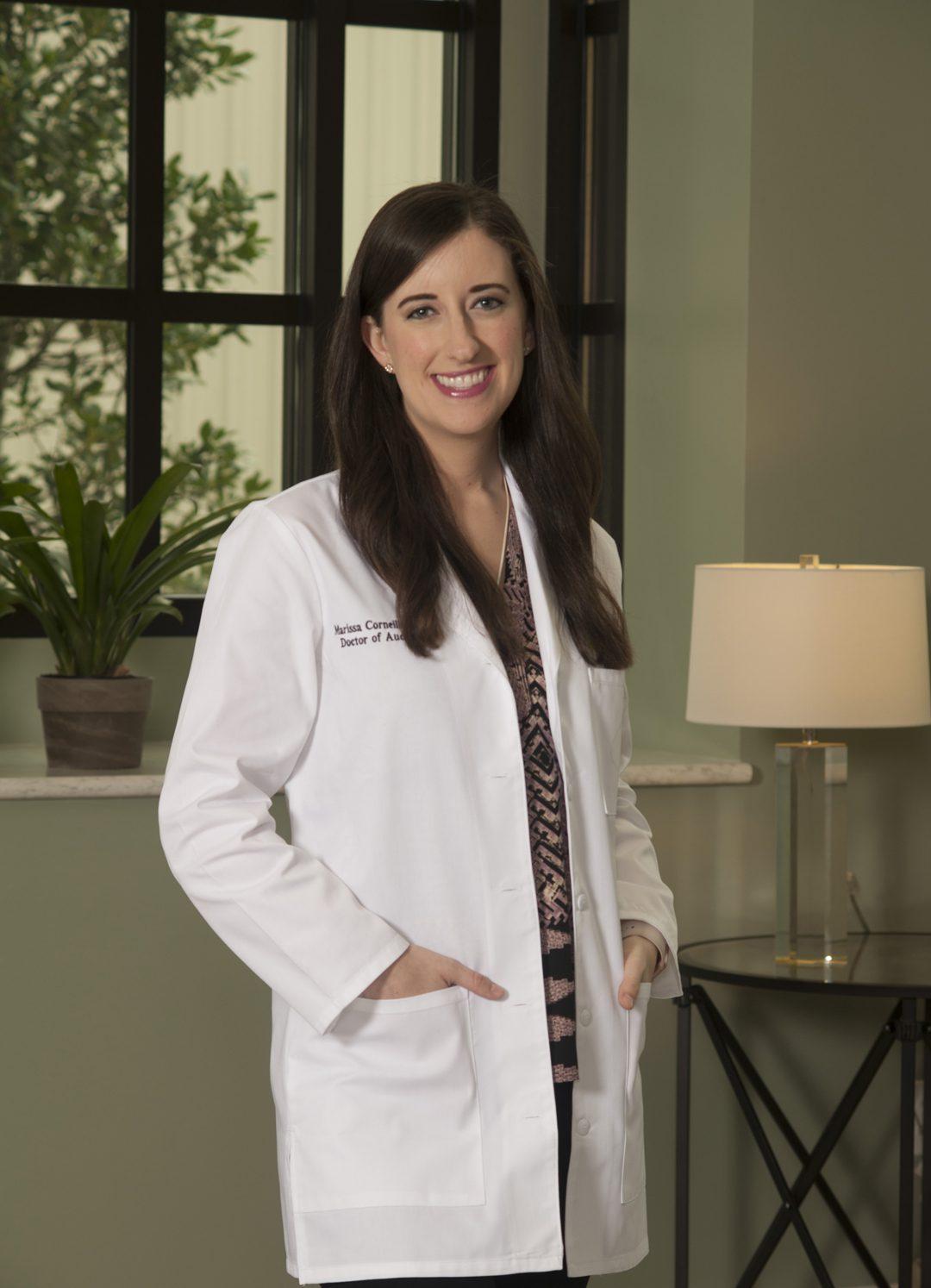 Meet the team - Dr. Marissa Corneille
